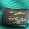 Louis Vuitton Monogram Shawl Emerald Green