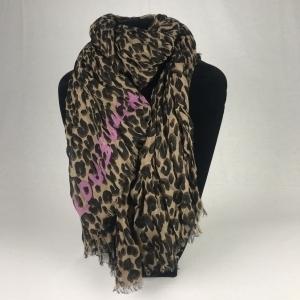 Louis Vuitton Leopard Stole
