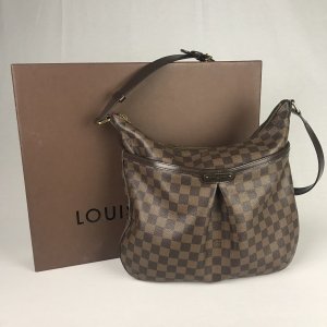 Louis Vuitton Muzette Damier Ebene Canvas