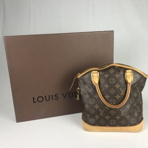 Louis Vuitton Monogram Lockit Canvas