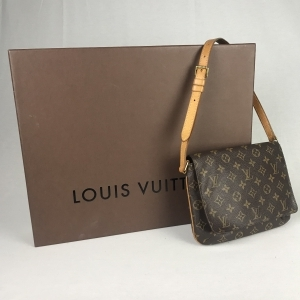 Louis Vuitton Damier Ebene Canvas