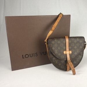 Louis Vuitton Chantilly Monogram Canvas""