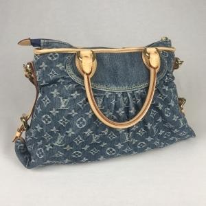 Louis Vuitton Monogram Jeans