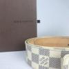 Louis Vuitton Ceintuur Damier Gris