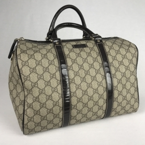 Gucci Bowlingbag Canvas Beige