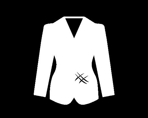 Kapotte kleding