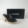 Chanel Klompje Zwart