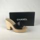Chanel Muil Zwart 37