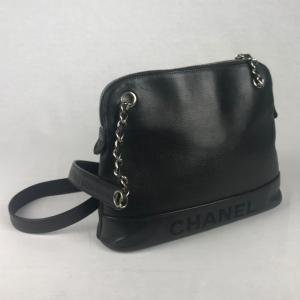 Chanel Shopper Zwart