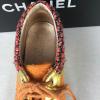 Chanel_Sneakers_Oranje